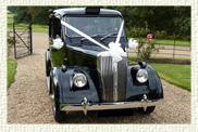 1959 Beardmore Paramount Mk 7 Vintage London Taxi in Black