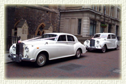 1960 Rolls Royce Silver Cloud II in White