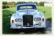 1965 Bentley S3 in Old English White with Sun Roof