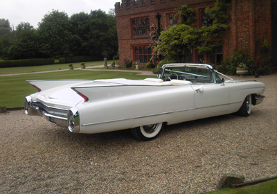 Cadillac on 1960 Cadillac Deville Convertible