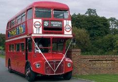 GUEST WEDDING VEHICLE HIRE - CLICK HERE