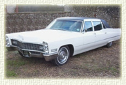 1967 8 seater Cadillac Fleetwood Factory Limousine