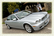 New Shape Jaguar Sovereign in Silver