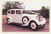 1937 Vintage Rolls Royce 6 Seater Limousine
