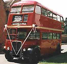 1950s - 1960s London RT Bus