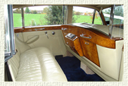 1960 Rolls Royce Silver Cloud II in Black over Ivory (long wheelbase model)