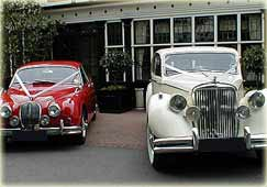 CLASSIC WEDDING VEHICLE HIRE - CLICK HERE